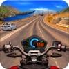 3d Endless Traffic Biker Rider