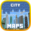 Maps for Minecraft - City for PE Pocked Edition