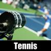 テニスレーダーガン - ボールの速度を測定