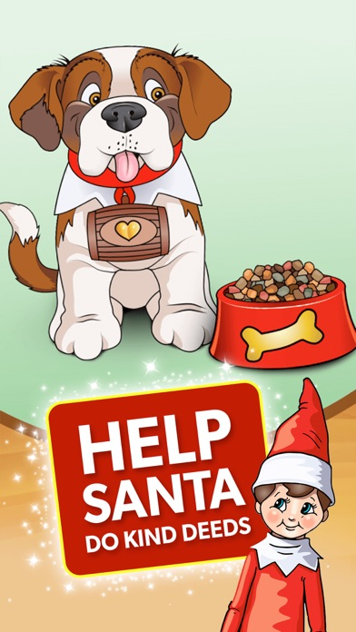 Elf Pets® Pup - Christmas Run Screenshots