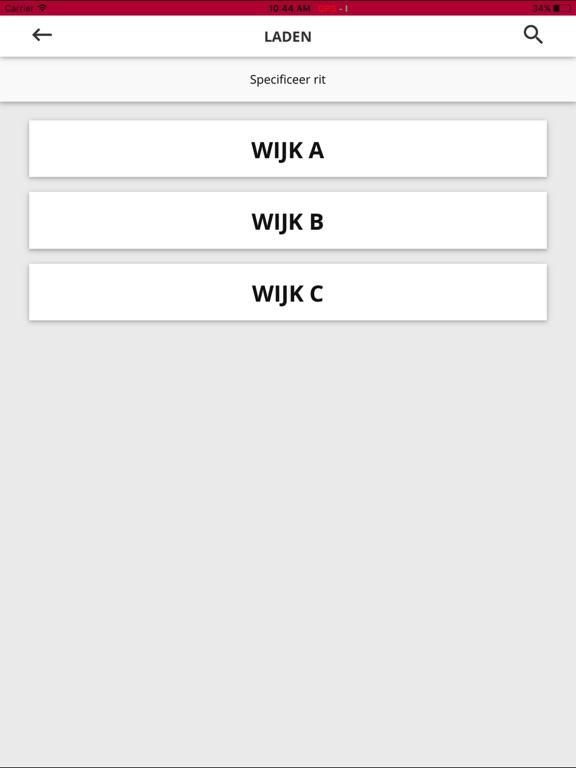 Screenshot #3 for SWF - Logistiek Zonder Papier