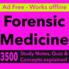 Forensic Medicine Exam Prep- Study Notes & Quizzes