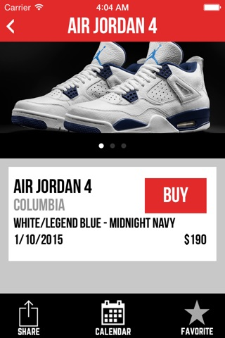 Sneaker Crush Pro: Air Jordan & Nike Release Dates screenshot 2