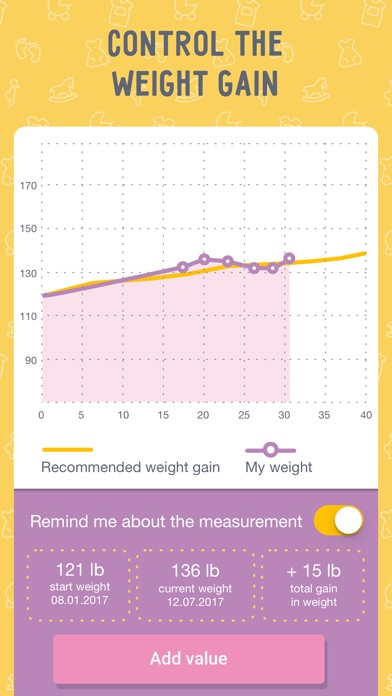 download Pregnancy app and Baby Tracker apps 4