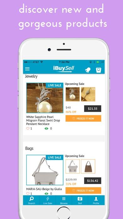 IBuySell - Achats en ligne. Acheter et vendreCapture d'écran de 2