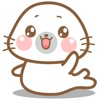 Baby Seal for iMessage Sticker