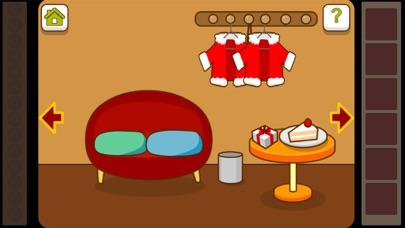 脱出ゲーム:クリスマス部屋エスケープ(無料推理なぞなぞげーむ簡単)のスクリーンショット5