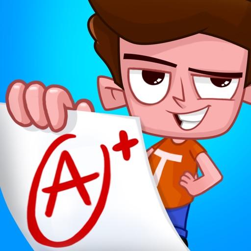 Cheating Tom 3 - Genius School app for ipad