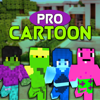 download Cartoon Skins Pro - New Skins for Minecraft PE