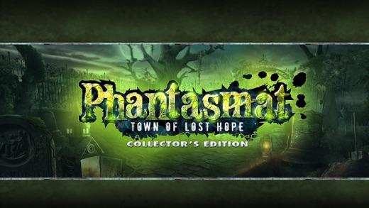 Phantasmat: Town of Lost Hope - Hidden Objects Screenshot