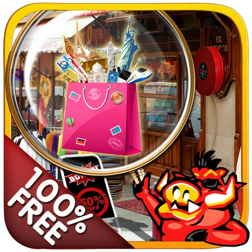 Street Shops - Hidden Object Secret Mystery Puzzle iOS App