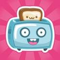 Toaster Swipe - Fun Arcade Game icon