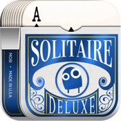 Solitaire Deluxe® Social - Classic, Spider, more - Incentivized #4 United States - iOS App Icon