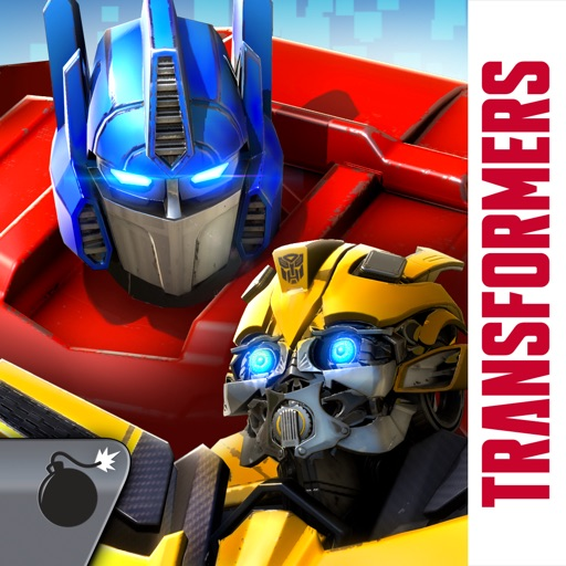 TRANSFORMERS: Forged to Fight app for ipad