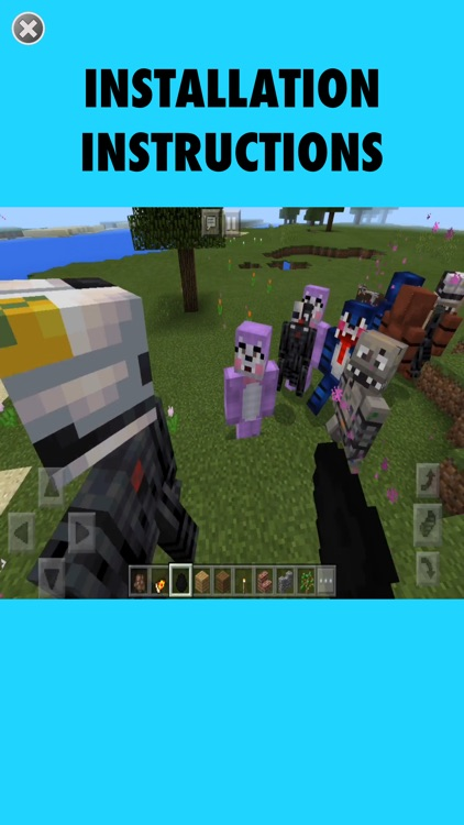 Fnaf Mcpe Add Ons For Minecraft Pocket Edition Pe By Na Ton