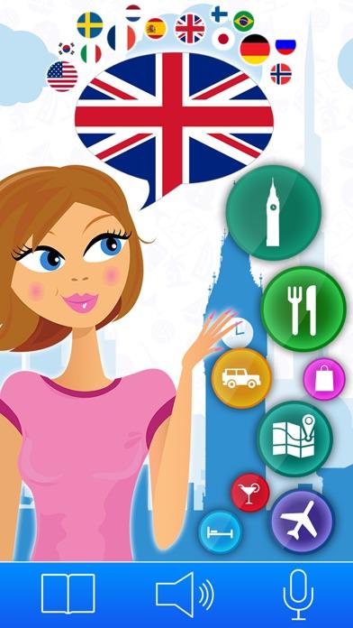 download Inglés para viajar - Aprender un idioma apps 2