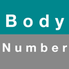 Body Number idioms in English