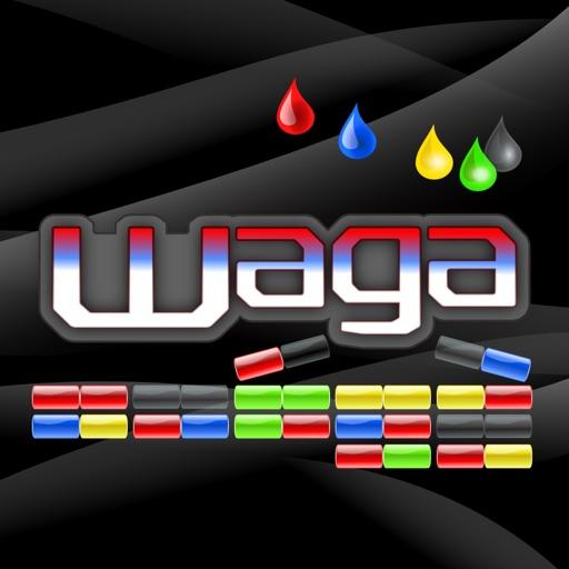 Waga - brick block puzzle retro classic iOS App