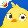 Birds: Spiele für kinder, Tiere und Malen 3+