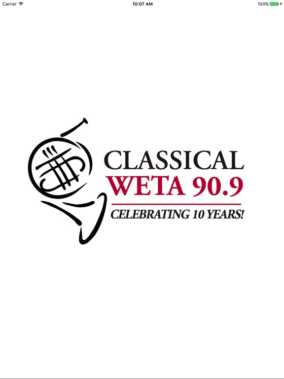 Classical WETA screenshot