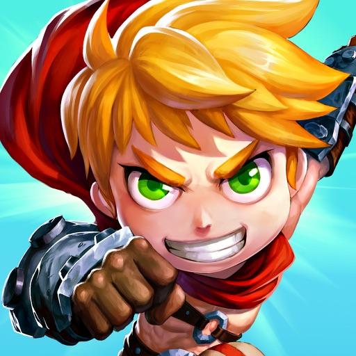 Tapstorm Trials - Online RPG iOS App