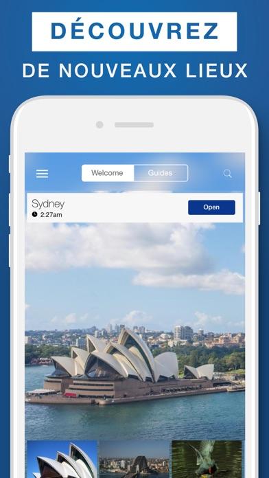 Sydney – guide de voyage & carte offlineCapture d'écran de 1