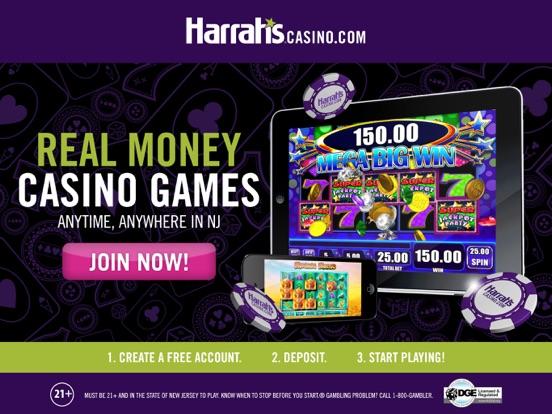 harrahs online casino app