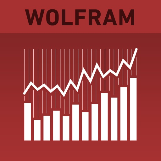 Wolfram Corporate Finance Professional Assistant iOS App