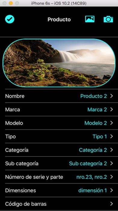Screenshot von MyStock1