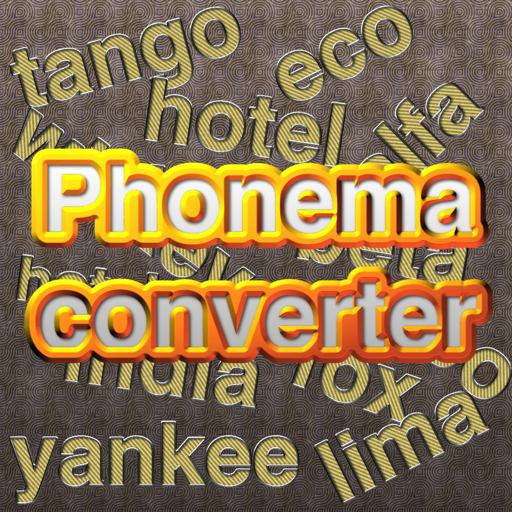 Phonema Converter
