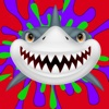 Shark Coloring Book For Kids Toddler
