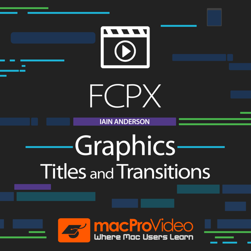 FCPX Graphics Titles and Transitions Mac OS X