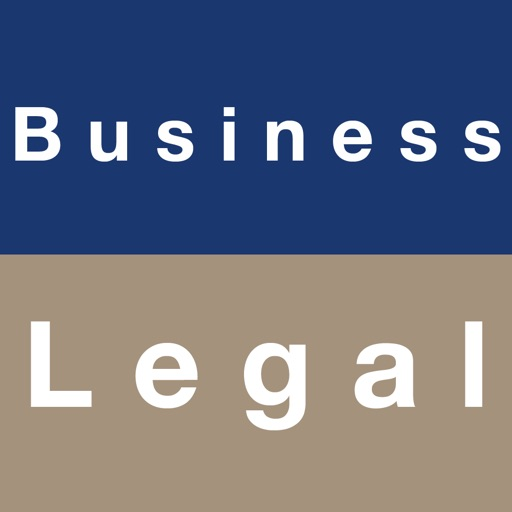 Business Legal idioms in English iOS App