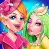 BFF Dressup Tea Party! Fashion Makeup Girl Games
