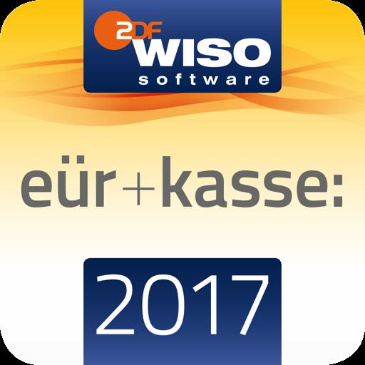 WISO eür + kasse: 2017 - Ideal für Selbständige