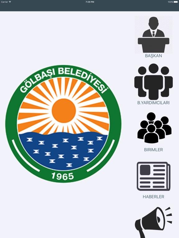 Screenshot #1 for Gölbaşı Belediyesi