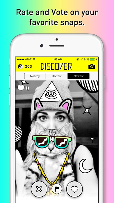 CatWang screenshot 2