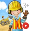 Tiny Builders — Digger, Crane and Dumper for Kids!