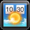Wetter Widget+: Wettervorhersage auf Ihrem Desktop