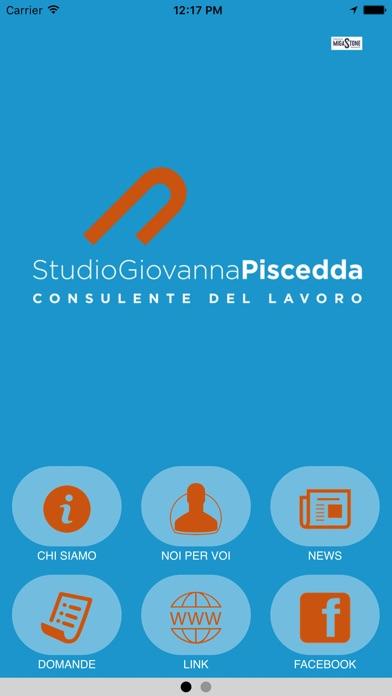Screenshot of StudioPiscedda1