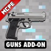 GUNS ADD-ON for Minecraft Pocket Edition MCPE pocket edition