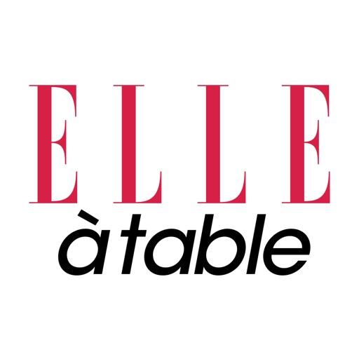 ELLE à table : des milliers de recettes de cuisine iOS App