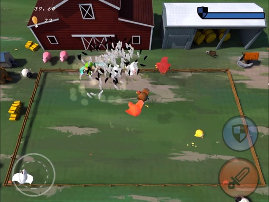 Screenshot 5 Chicken Slaughter