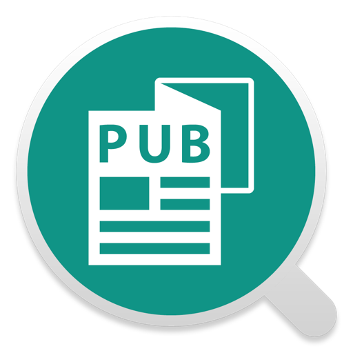 PUB Reader - Viewer for Microsoft Publisher