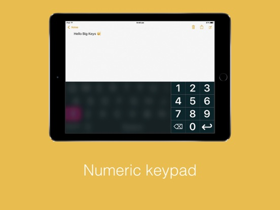 Big Keys Screenshots