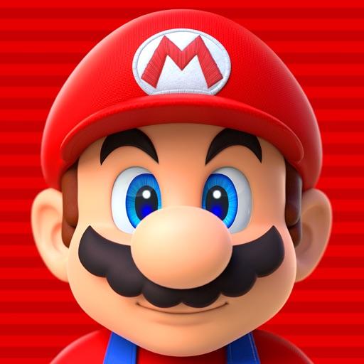 Super Mario Run app for ipad