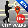 Rotterdam Map and Walks