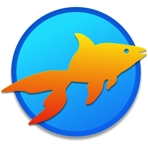 Goldfish 4 Standard - Publish html5 websites for Mac