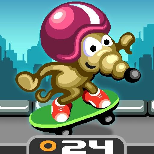 滑板飞鼠:Rat On A Skateboard【名厂出品】