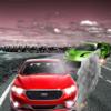 Carolina Vergara - A Battle Of Asphalt Cutting : Car Champion  artwork